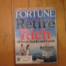 Fortune June 2008 Retire Rich 50 stock Buffett Investor