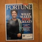 Fortune Magazine March 2008 icon Pepsi CEO Indra Nooyi