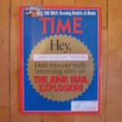 Time Magazine Nov 26 1990 Gulf War growing doubts home
