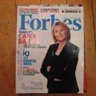 Forbes Magazine Sept 7, 2009 Yahoo Carol Bartz Facebook