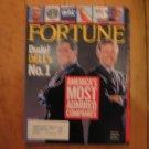 Fortune Magazine March 2005 Michael Dell Kevin Rollins