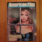 American Film Magazine JAN FEB 1980 Theresa Russell