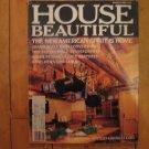 House Beautiful Magazine March 1983 Barn Conversion Log
