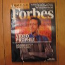 Forbes Magazine April 2007 Akamai Paul Sagan Pvt Equity