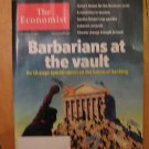May 17-23 2008 The Economist Barbarians at vault issue