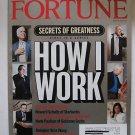 Fortune Mag MAR 2006 McCain Paulson Schultz & Vera Wang