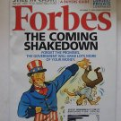 Forbes Magazine Nov 2008 Govt Largest Private Companies