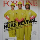 Fortune Magazine Aug 2007 Nuclear Power Global Warming
