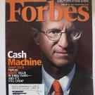 Forbes Magazine Feb 2007 Jimmy Tisch Loews Air travel