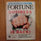Fortune May 14 2007 Business is Back issue