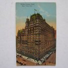 antique Waldorf-Astoria Hotel New York City postcard