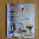 Art & Antiques Magazine September 1995 Decorating Art