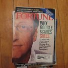 Fortune Magazine May 2005 Google Gates Viacom MorgStan