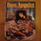 Bon Appetit Mag January 1989 Cozy Winter Dining  cookie