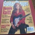 Guitar Player magazine Bonnie Raitt Pulp July 1988
