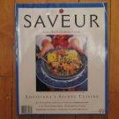 Saveur Mag 49 Mar 2001 Louisiana Rosemary Pinot Noir