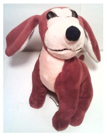 "Disney KISS DINAH 7"" Pluto's Girlfriend Bean Bag Plush"