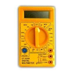 Digital LCD Multimeter Tester