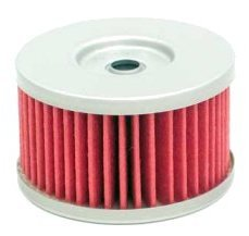 K&N KN-137 Oil Filter - Suzuki DR500/600/650/750/800 and more