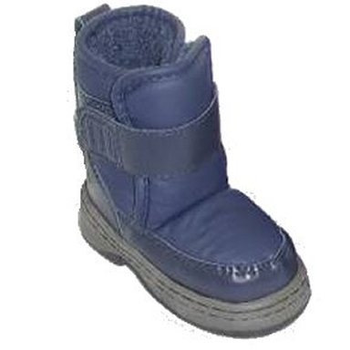 CLEARANCE - 75% OFF - Toddler Boys' Chill Proof Obie Navy Boots - Size 5