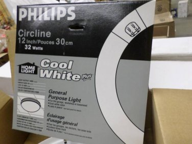 NEW Philips Circline Cool White Light Fixture
