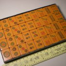 MJ02 - Vintage Chinese Mahjong Bakelite 36 Tiles Set - Group B