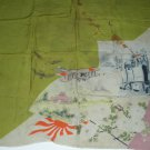 Vintage Japanese Wartime World War Personal Cloth Fabric Textile