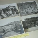 Antique G. Lekegian Original Photograph Prints Egypt - 4 PCS