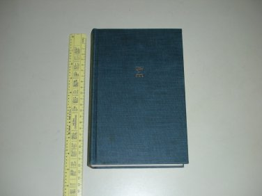 1956 World of Mathematics James R. Newman Volume 1 HC 1st Printing