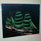 1992 Alexander Von Humboldt Tall Ship Photo by Joseph R. Melanson JRM