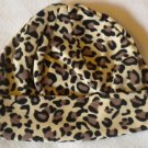 Cotton Beanie - Cheetah