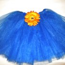 Royal Blue Tutu -Oklahoma City Thunder Tutu