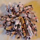 "4"" Fluffy Korker Clip - PINK CAMOUFLAGE"