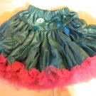 Turquoise and Hot Pink Pettiskirt