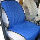 BLUE WATERPROOF HAMMOCK Pet Car Seat Cover Dog Mat Blanket YL157