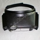 HANDS FREE STAINED GLASS LAPIDARY HEAD VISOR MAGNIFIER (10001)