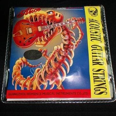 Alice A406 Acoustic Guitar Strings Set Light Steel Core 10148