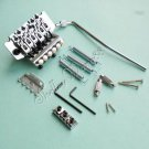 Chrome Floyd Rose Tremolo Bridge Double Locking System Left Handed A0443