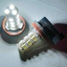 2x 18 LED 5050 SMD H8/H11 Fog White Bulb Lamp Car Light 10079