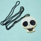 Cute Pendant Necklace Sweater Chain Nightmare Before Christmas Jack Skellington A1165