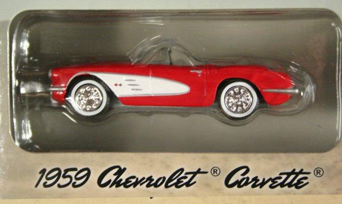 GreenLight Route 66 1959 Chevrolet Corvette