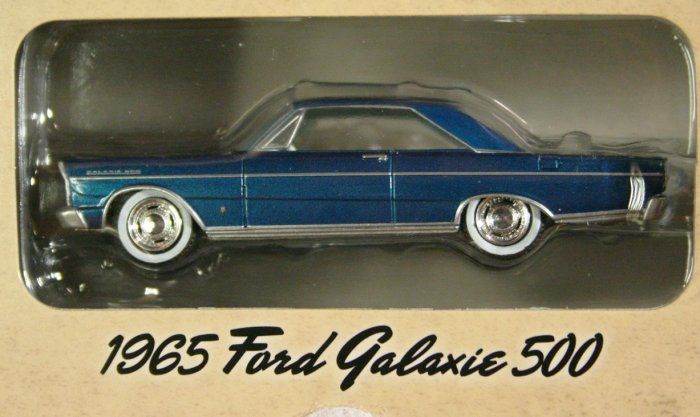 GreenLight Route 66 1965 Ford Galaxie 500