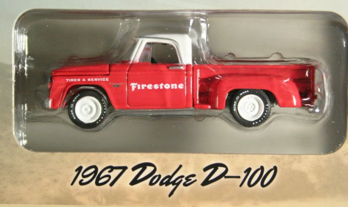 GreenLight Route 66 1967 Dodge D-100