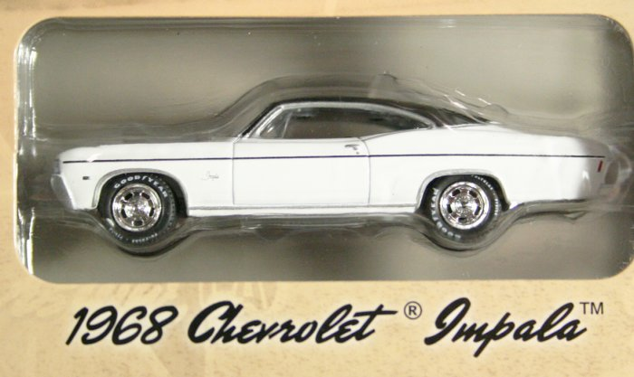 GreenLight Route 66 1968 Chevrolet Impala