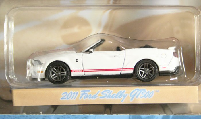 GreenLight Route 66 2011 Ford Shelby GT500