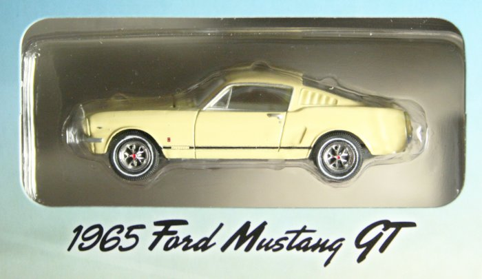 GreenLight Route 66 1965 Ford Mustang GT