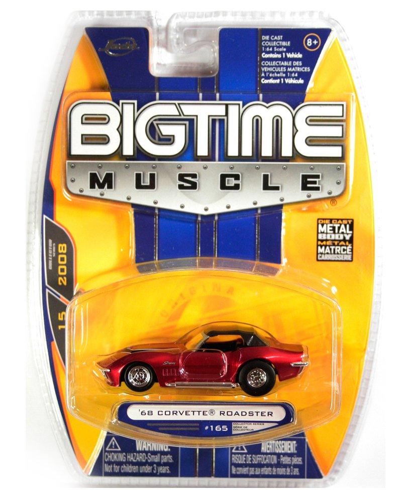Jada BigTime Muscle 1968 Corvette Roadster