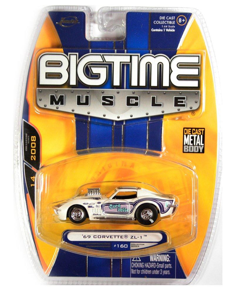 Jada BigTime Muscle 1969 Corvette ZL-1