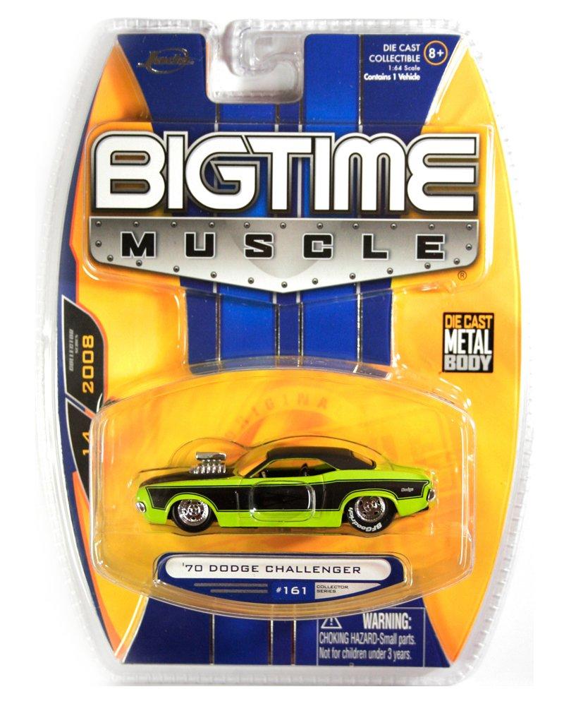 Jada BigTime Muscle 1970 Dodge Challenger