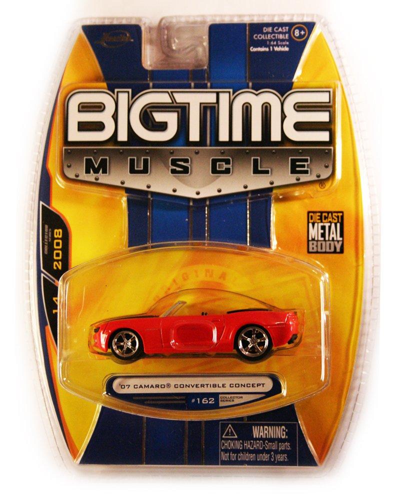 Jada BigTime Muscle 2007 Camaro Convertible Concept
